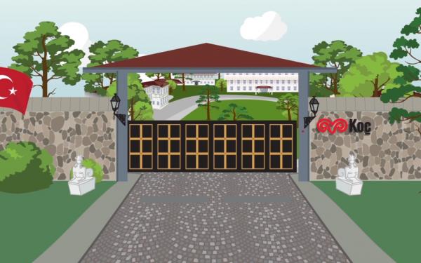 Koç Holding – Kampüs Güvenlik Animasyonu